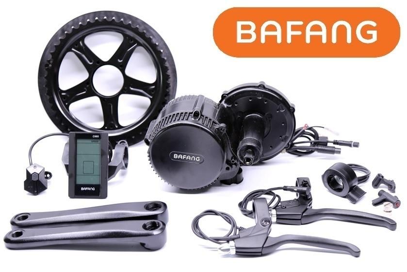Bafang - napęd centralny do rowerów elektrycznych Bielsko-Biała