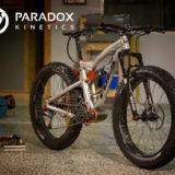 Zaawansowany zestaw centralny do mocnych rowerów elektrycznych