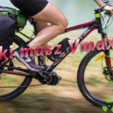 Jaka maksymalna prędkość rowerem z silnikiem