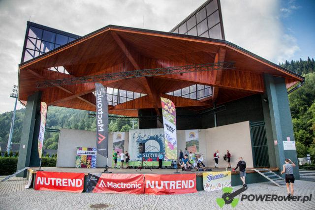 POWERower: Pętla Beskidzka na rowerze elektrycznym - Szczyrk amfiteatr