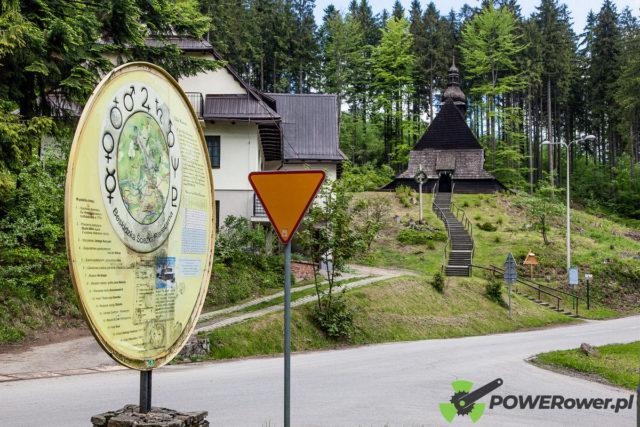 POWERower: Pętla Beskidzka na rowerze elektrycznym - Kubalonka