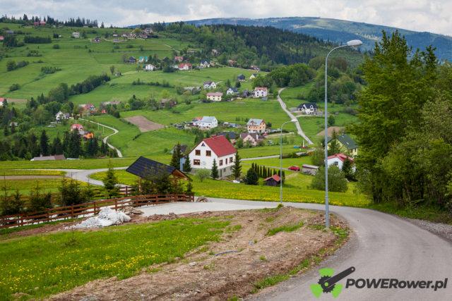 POWERower: Pętla Beskidzka na rowerze elektrycznym