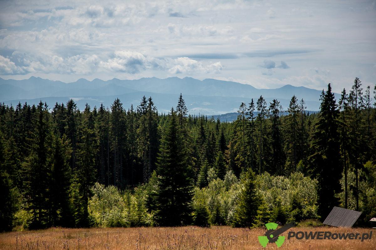 POWERower: Pętla wokół Babiej Góry na rowerze elektrycznym