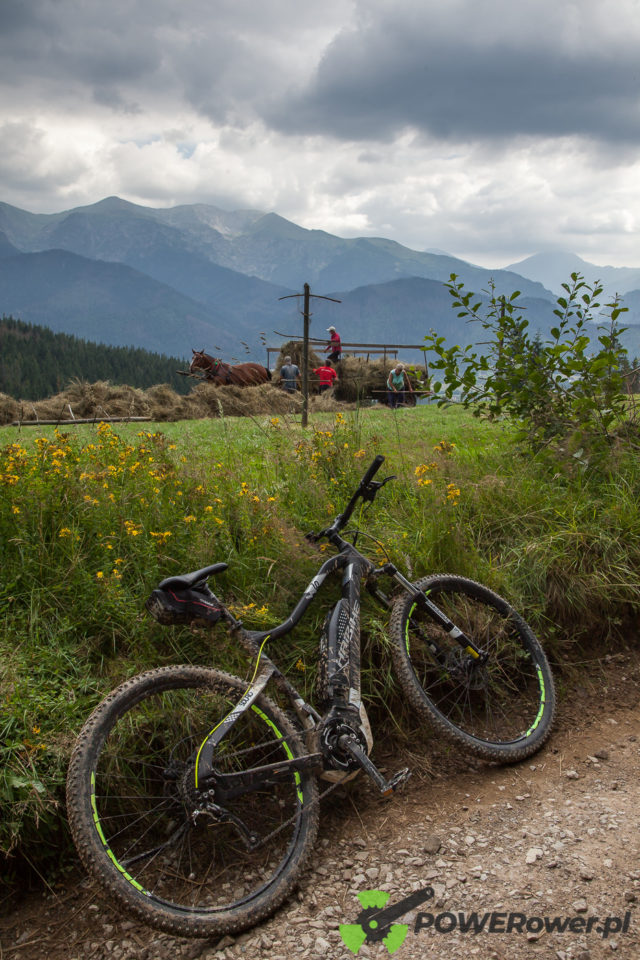 POWERower - trasy na rower elektryczny: Podhale, Spisz, Orawa