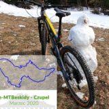 e-MTBeskidy [03] Marzec 2020 - rowery elektryczne i napędy centralne Bielsko